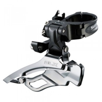 Shimano SLX FD-M661 Down Swing, чёрный