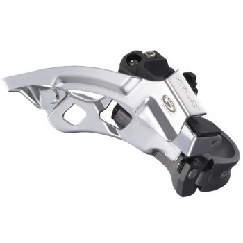 Shimano SLX FD-M660 Top Swing, чёрный