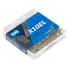 KMC X10 EL Gold, 10 ск