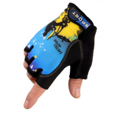Sport blue велоперчатки летние