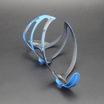 Флягодержатель карбоновый Queshark blue