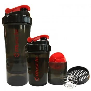 Протеиновый шейкер Muscle 500 мл