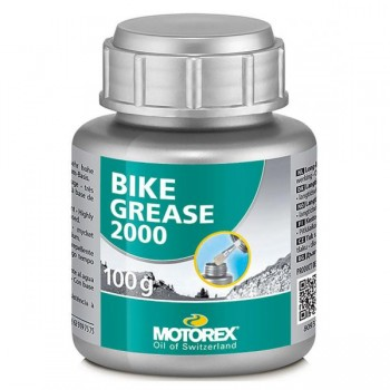 Смазка Motorex Bike Grease 2000, 100г