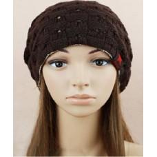 Gaia шапка вязаная