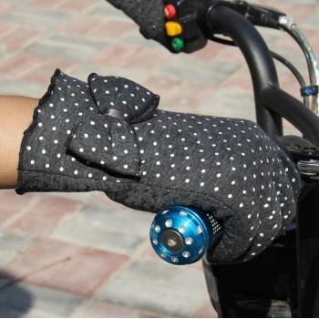 Велоперчатки для смартфонов №2