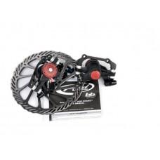 Комплект тормозов Avid bb5+роторы+суппорта+винтики