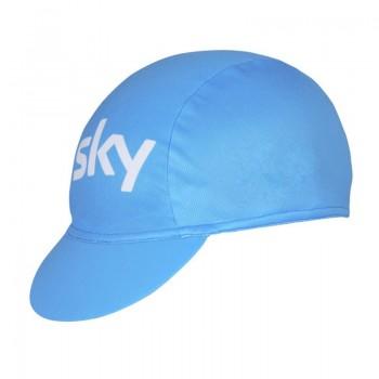 Кепка велосипедная Sky blue