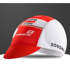 Кепка велосипедная Lotto Soudal