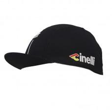 Кепка велосипедная Cinelli black