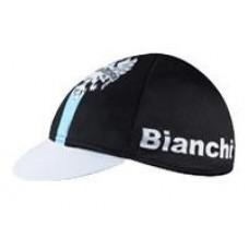 Кепка велосипедная Bianchi strip