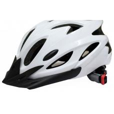 ВелоШлем Ciclismo white +в подарок очки