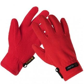 Флисовые перчатки теплые