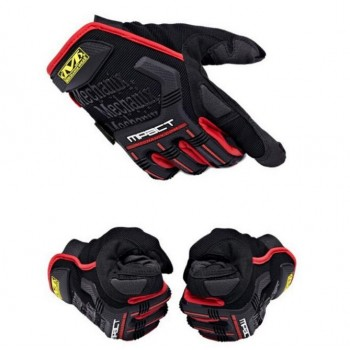 MX Dirtpaw велоперчатки с длинным пальцем