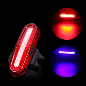 Задний фонарь NQY light red, blue