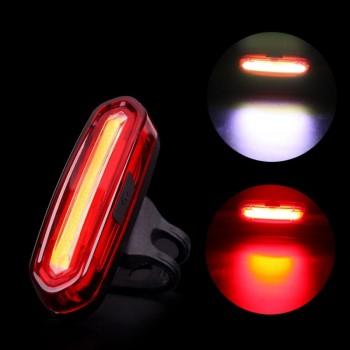 Задний фонарь NQY light red, white