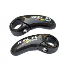 Рожки велосипедные карбоновые Rxl pro