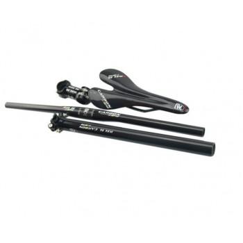 Карбоновый набор RXl SL black (седло, руль, подседел, вынос)