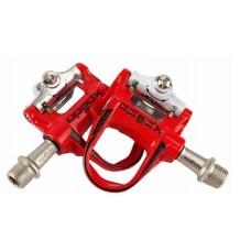 Шоссейные педали Xpedo XRF07MC red