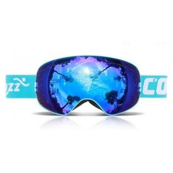 Маска горнолыжная Copozz blue