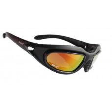 Велосипедные очки Daisy c 3 сменными линзами