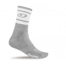 Носки Giro серые размер 36-39