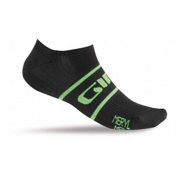 Носки Giro classic racer черно-зеленые размер 36-39