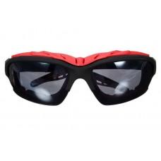 Велосипедные очки goggle, красный/черный