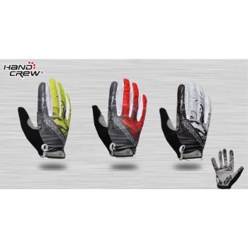 Handcrew велоперчатки с длинным пальцем