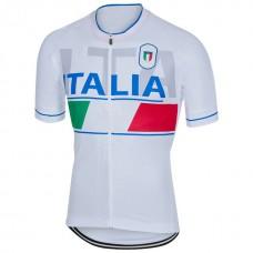 Велофутболка Italia white