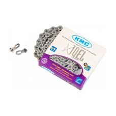 Цепь KMC X10 EL silver 10-скоростей