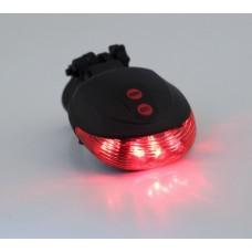 Rear light задняя мигалка с лазерной дорожкой