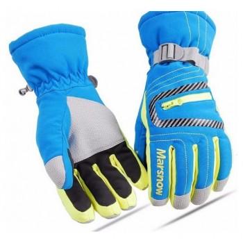 Перчатки зимние marsnow blue