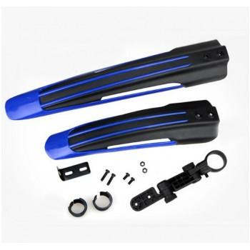 Велокрылья MudGuard china blue