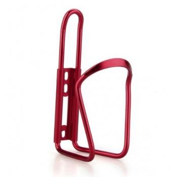 Флягодержатель алюминиевый красный