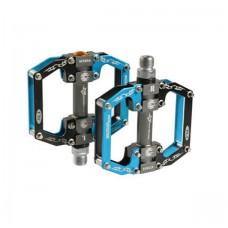 Педали Rockbros Ultralight CNC blue