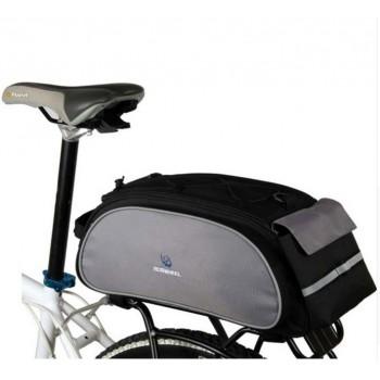 Велосумка Roswheel 13l для багажника black