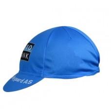 Кепка велосипедная Saxo Bank blue