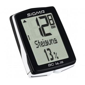 Велокомпьютер Sigma 14.16 проводной