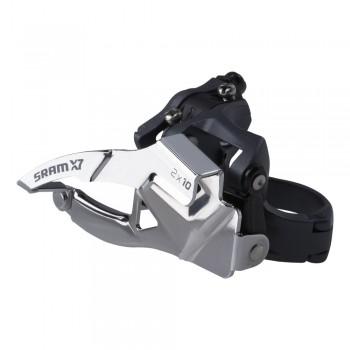 Sram X7 передний переключатель нижний хомут
