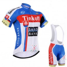 Велоформа Tinkoff Saxo bank