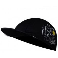 Кепка велосипедная Tour de France black