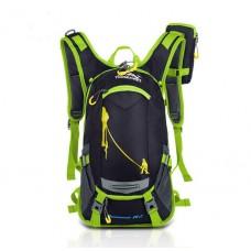 Рюкзак велосипедный Tuosecret 15 литров green