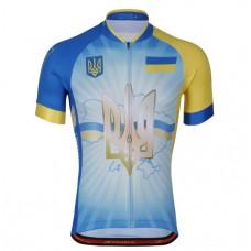 Велофутболка Ukraine